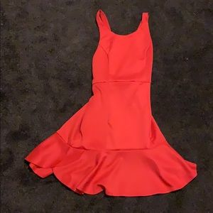 Lovers and Friends Coral Dress